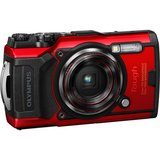 Aparat foto Olympus Tough TG-6, Waterproof, 12 MP, Rosu V104210RE000